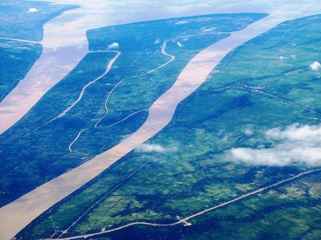 con sông nào dài nhất thế giới