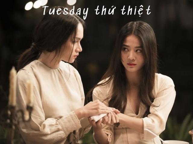 Tuesday là kẻ thứ 3 xen vào giữa mối quan hệ yêu đương của người khác