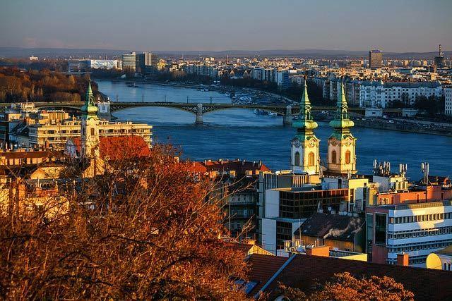 Thủ đô Budapest của Hungary