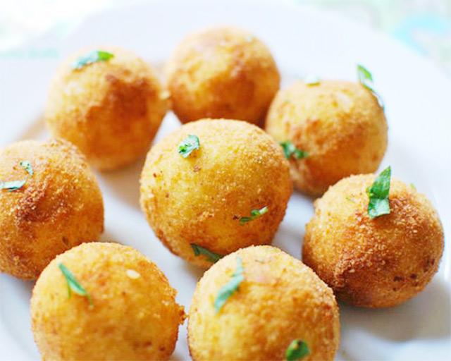 những món ăn làm từ khoai tây