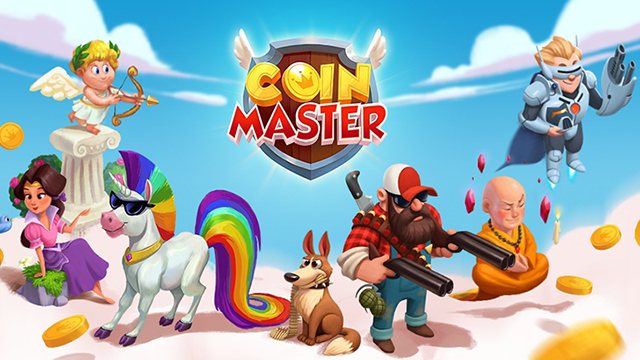 cách hack spin coin master