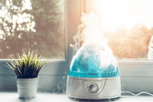 điều chỉnh độ ẩm phòng điều hòa