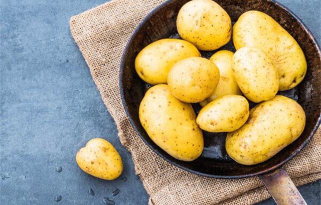 các món ăn làm từ khoai tây
