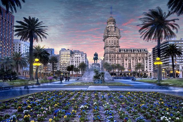 quốc gia nam mỹ - Uruguay