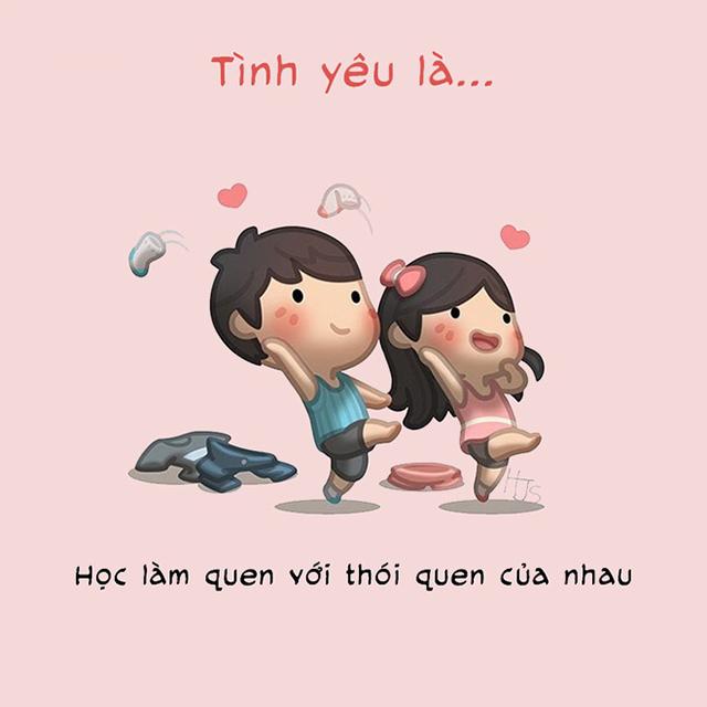 yêu là gì