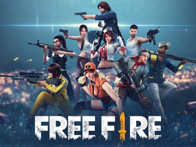 Free Fire là thể loại game bắn súng mobile online