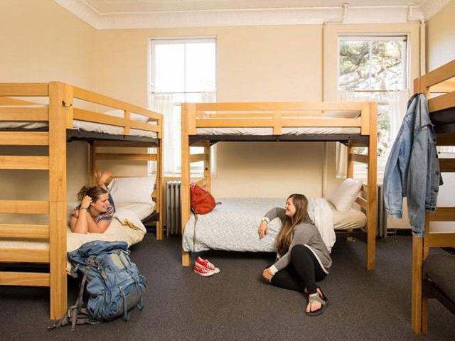 Giá thành của hostel