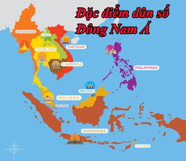 Dân số Khu vực Đông Nam Á