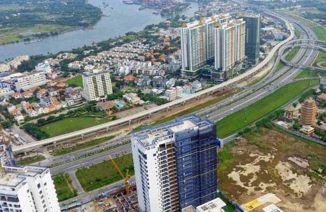 mua nhà ở quận nào Sài Gòn
