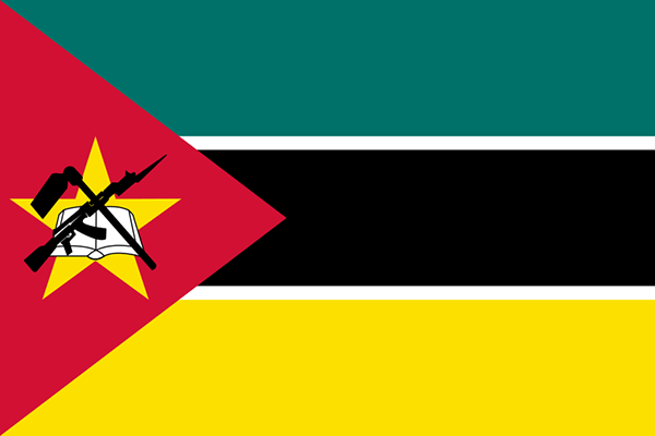 cờ các nước châu phi