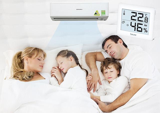 Có nên dùng máy phun sương trong phòng điều hòa