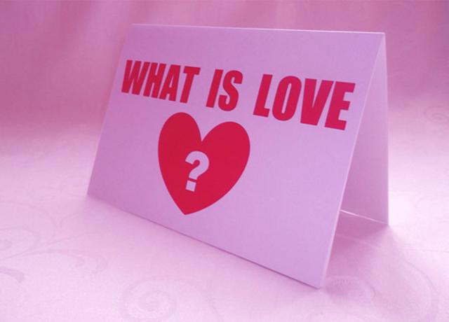 Thế nào là tình yêu