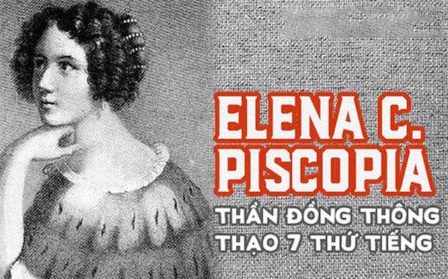 Elena Cornaro Piscopia là ai