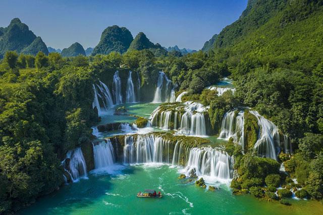 những thác nước đẹp nhất việt nam