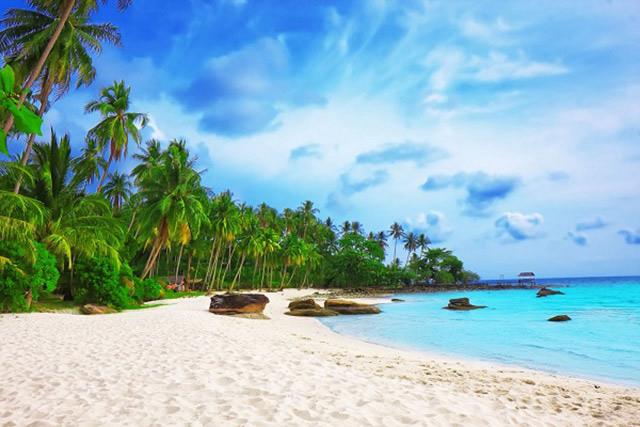 bãi biển phú quốc