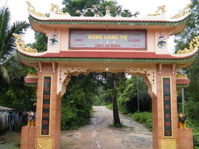 chùa nổi tiếng ở phú quốc