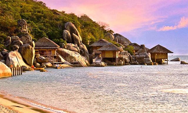 các địa điểm du lịch miền Trung