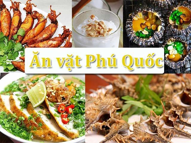 Những món ăn vặt Phú Quốc nổi tiếng nhất ai cũng nên thử