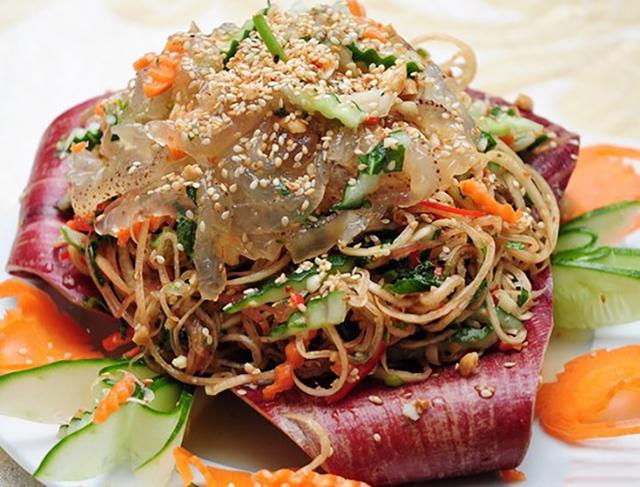 Cách làm các món ăn từ sứa