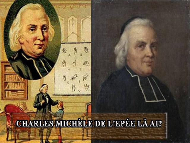 Charles Michèle de l'Epée