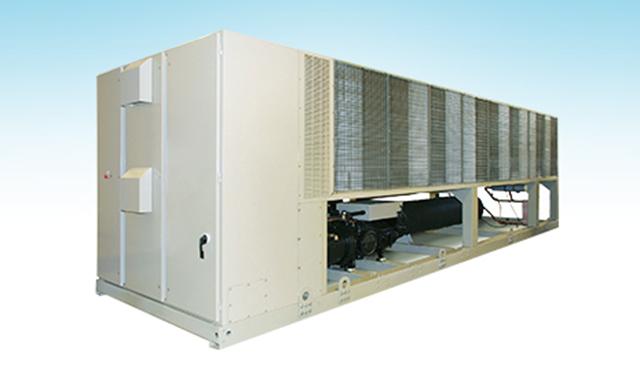 Khái niệm chiller giải nhiệt gió là gì?