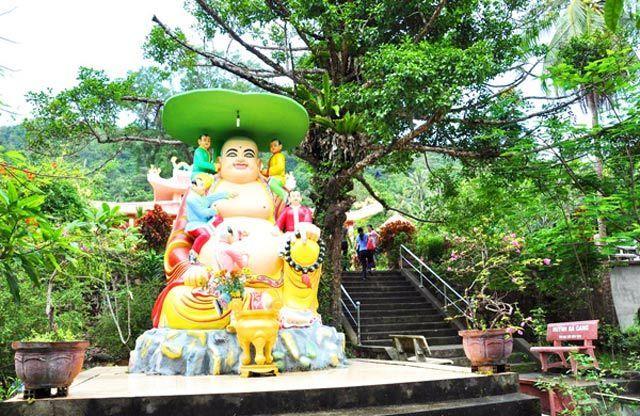 chùa đẹp ở phú quốc