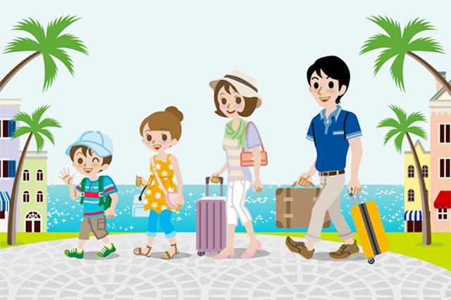 địa điểm du lịch cho gia đình có trẻ nhỏ