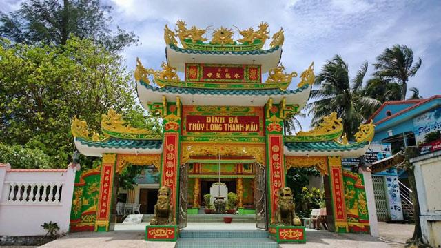 những ngôi chùa ở phú quốc