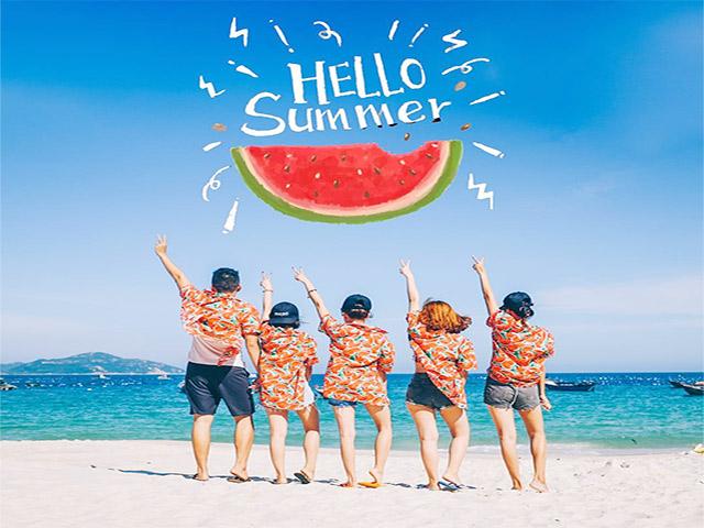 mùa hè nên đi du lịch ở đâu