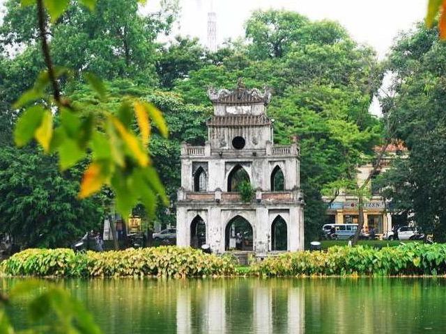 những địa điểm nổi tiếng ở Hà Nội
