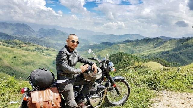 Bạn có thể lựa chọn sử dụng xe khách hoặc phượt bằng xe máy