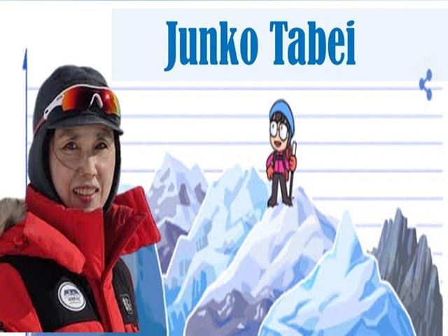 Người phụ nữ được Google vinh danh chính là một vận động viên leo núi
