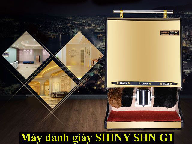 Máy đánh giày Shiny SHN-G1