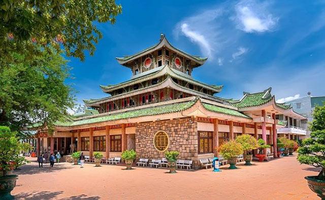 những địa điểm du lịch ở An Giang