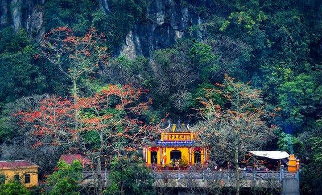 Những ngôi chùa nổi tiếng miền Bắc