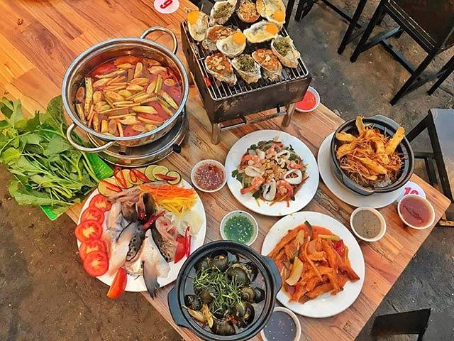 Tổng hợp danh sách quán hải sản ngon tại Phú Quốc