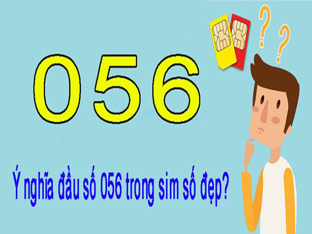 đầu số 056 là mạng gì