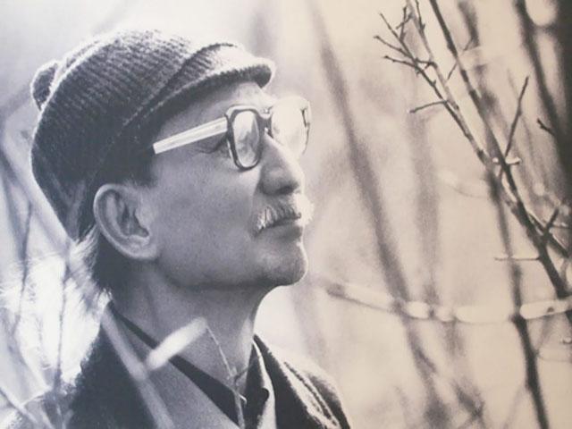 Nhà văn Nguyễn Tuân đã quá thân quen với nhiều thế hệ học sinh