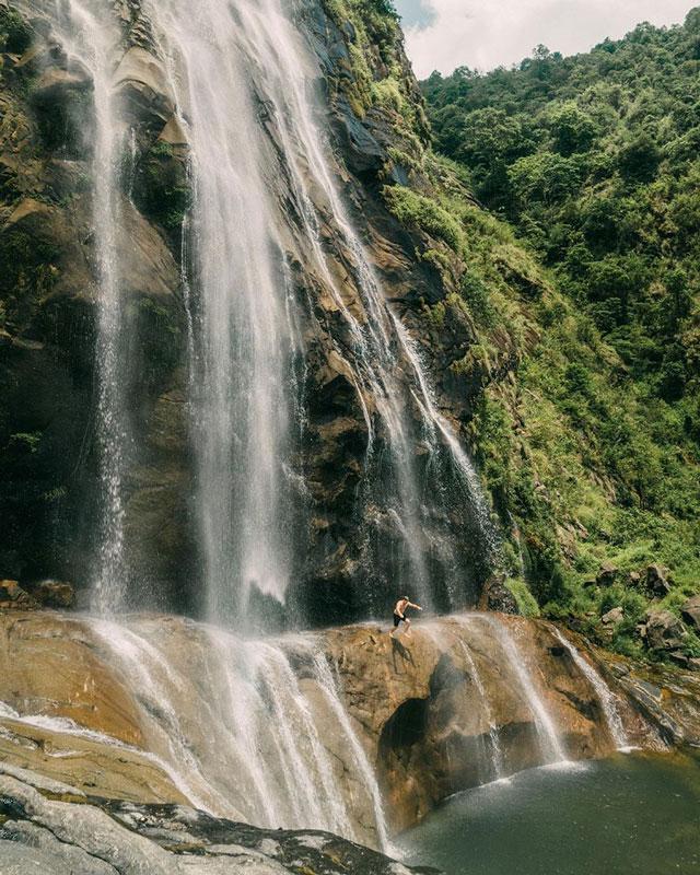thác nước đẹp ở việt nam