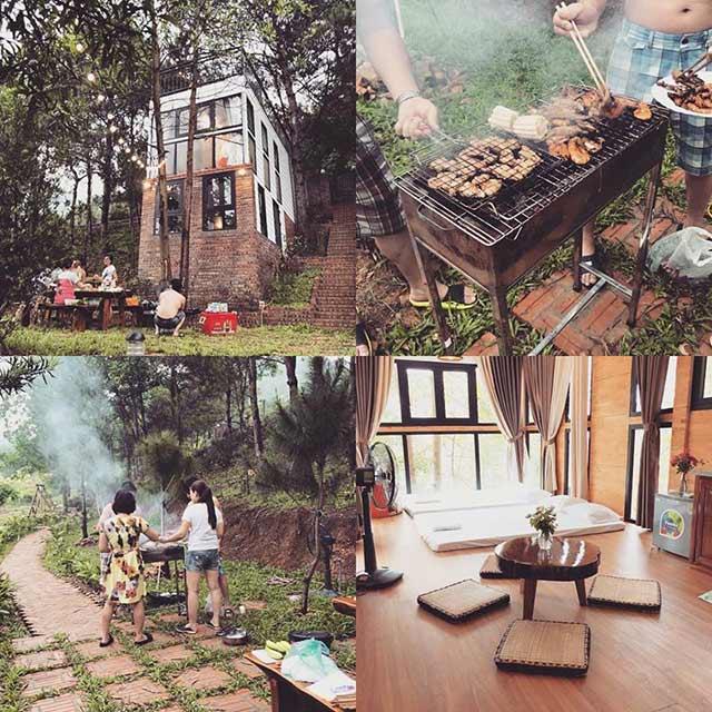 du lịch lãng mạn cho 2 người gần Hà Nội