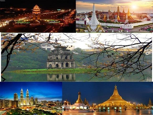 Thủ đô của các nước Đông Nam Á