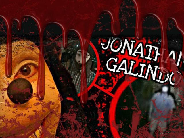 thử thách Jonathan Galindo