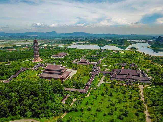 Top những ngôi chùa miền Bắc