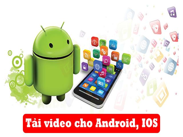 Phần mềm download video