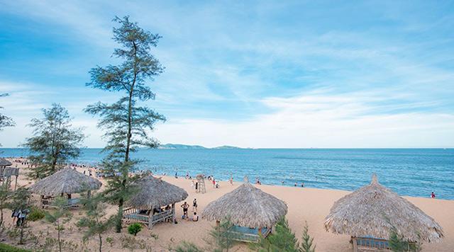 các địa điểm du lịch biển gần hà nội