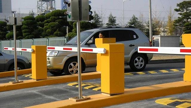 Barrier tự động Shining ST 201