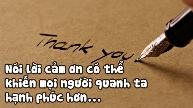 cám ơn hay cảm ơn