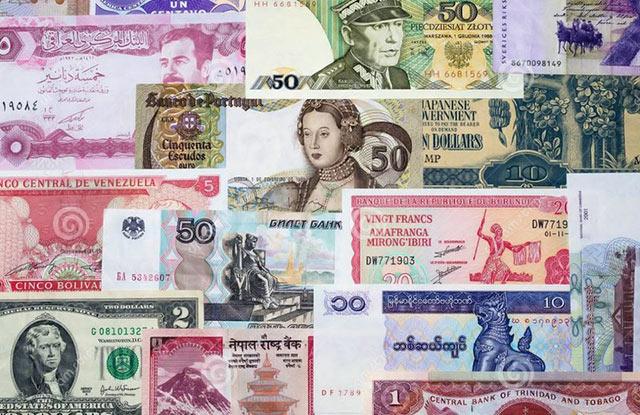 Đơn vị tiền tệ của nước thuộc Châu Phi