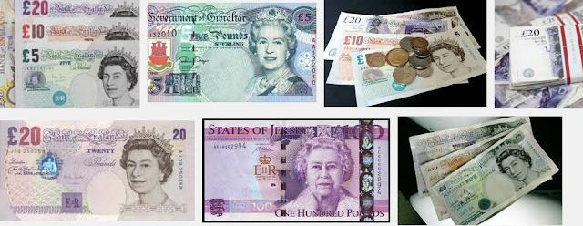 £ là ký hiệu tiền nước nào