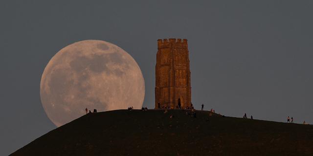 siêu trăng máu là gì